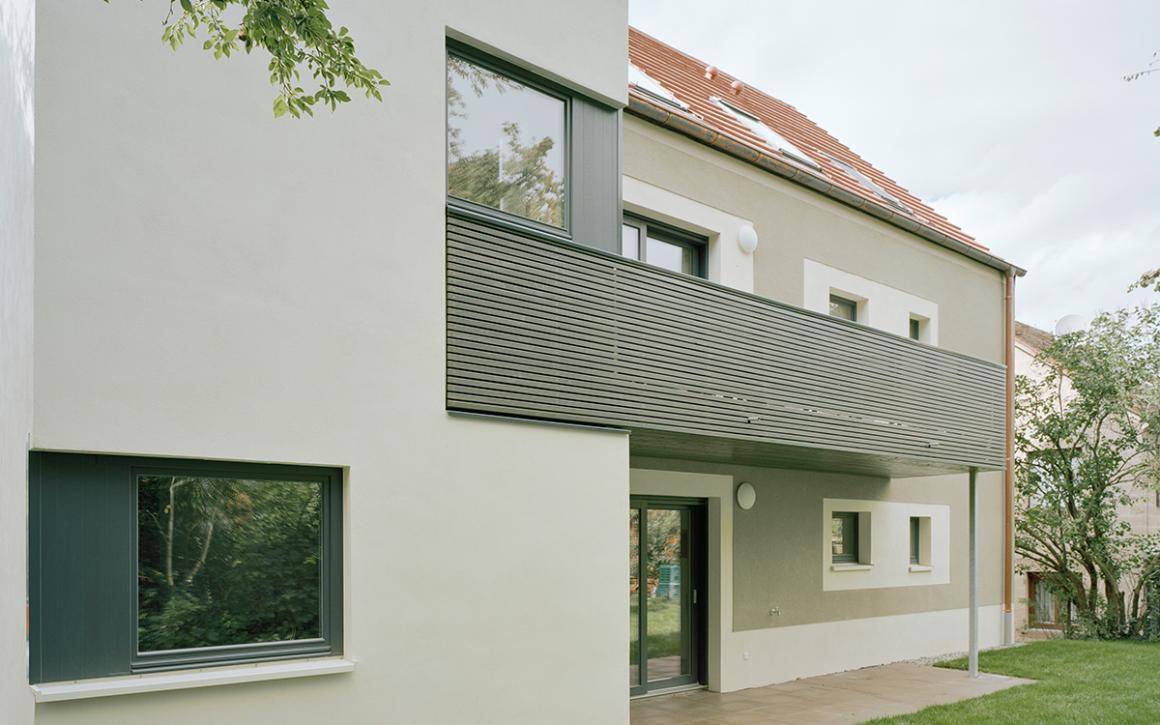 B20 studentisches wohnhaus in t bingen lpundh architekten - Architekten tubingen ...